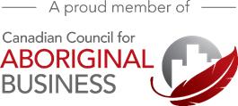 Canadian Council for Aboriginal Business member logo